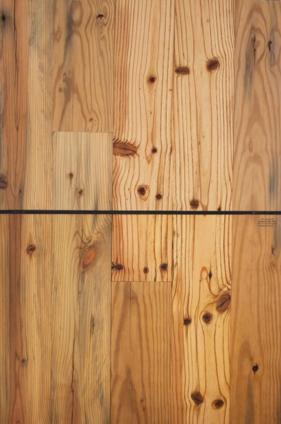Reclaimed Loblolly Pine Flooring