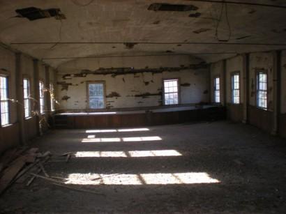 Bakerville Mill Interior