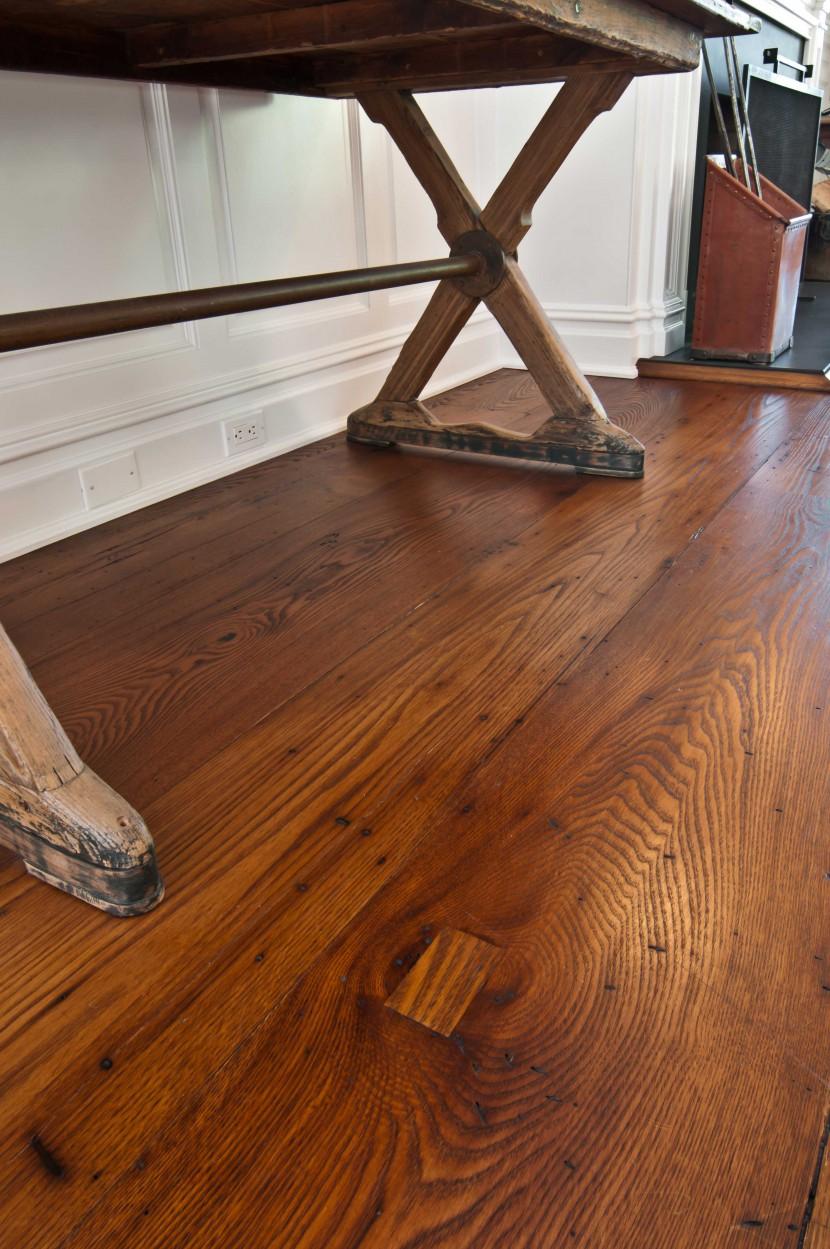 Longleaf Lumber Reclaimed Chestnut