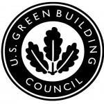united states green building council logo for longleaf lumber