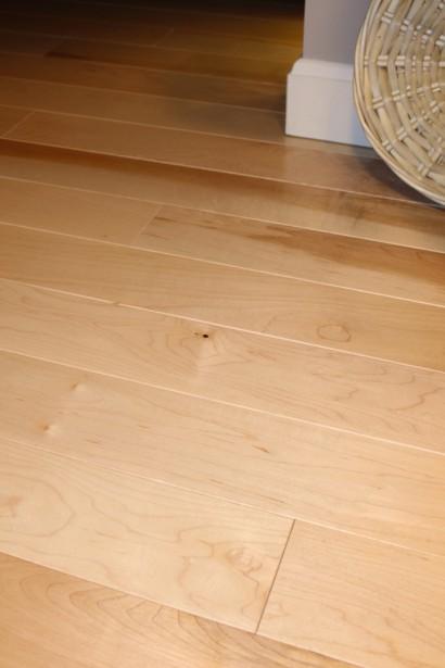 Hard Maple Flooring Maine Traditions Coastal Grade Prefinished