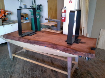 salvaged-redwood-slab-table-custom-legs