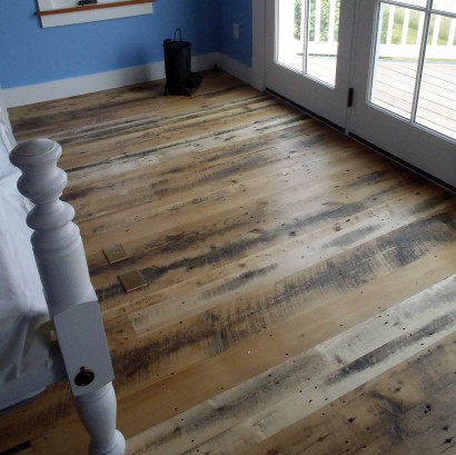 reclaimed salvaged antique repurposed mixed softwoods skip planed