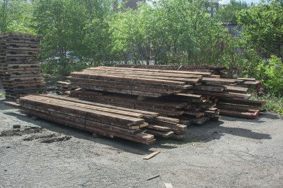 38 South Russell Street Reclaimed Wood