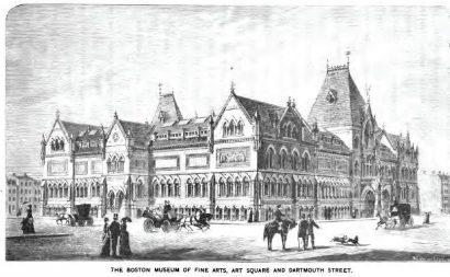 Original Museum of Fine Arts Boston