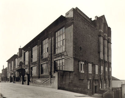 The Glasgow School of Art Mackintosh Building