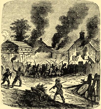 Quaboag Plantation King Philip's War