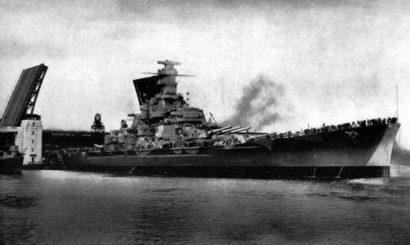 USS Massachusetts Fore River Shipyard