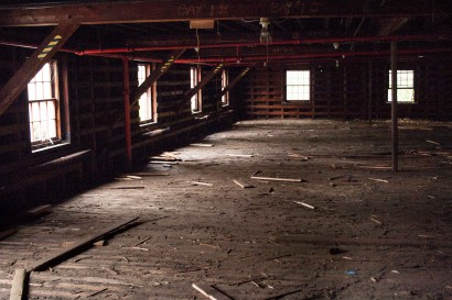 Abbot Mill Flooring Salvage