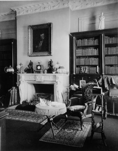 Amory-Ticknor House Interior