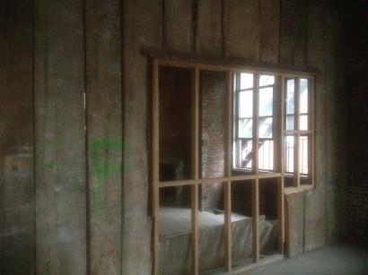 Amory-Ticknor House Wood