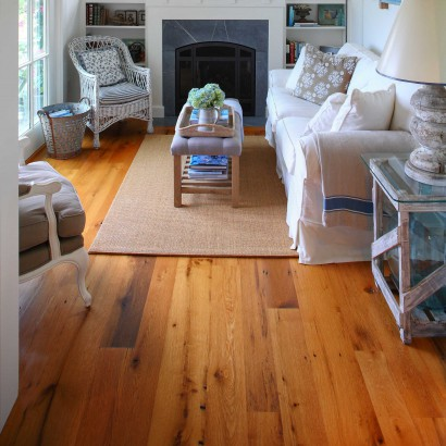 Antique White Oak Flooring