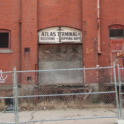 Atlas Terminal Warehouse in Providence Rhode Island