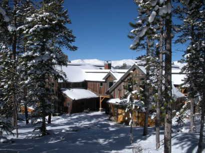 Breckenridge Timber Frame Home