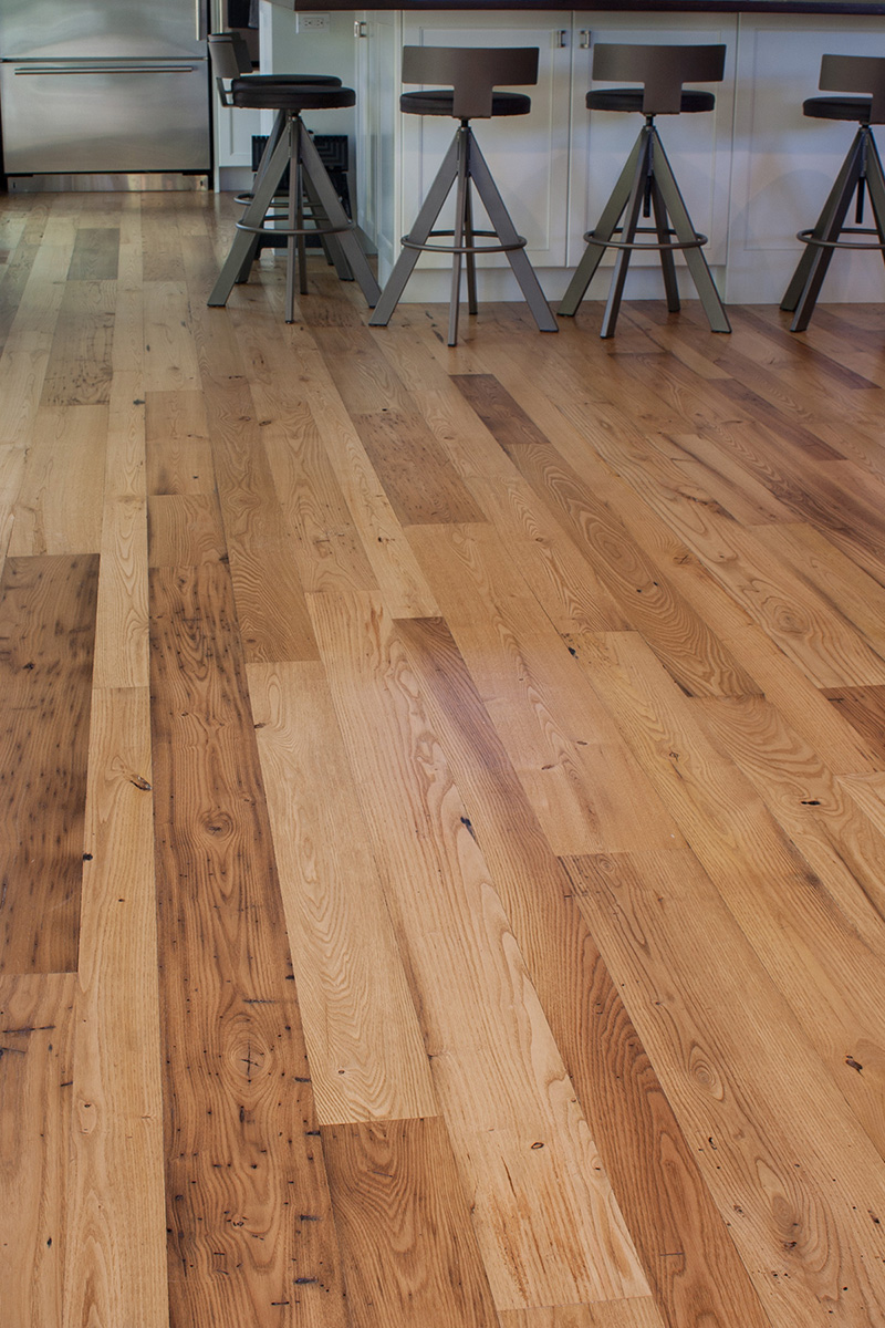 Longleaf Lumber Reclaimed American Chestnut Floors