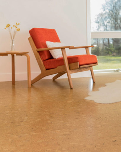 WE Cork Floating Floor - Private Residence
