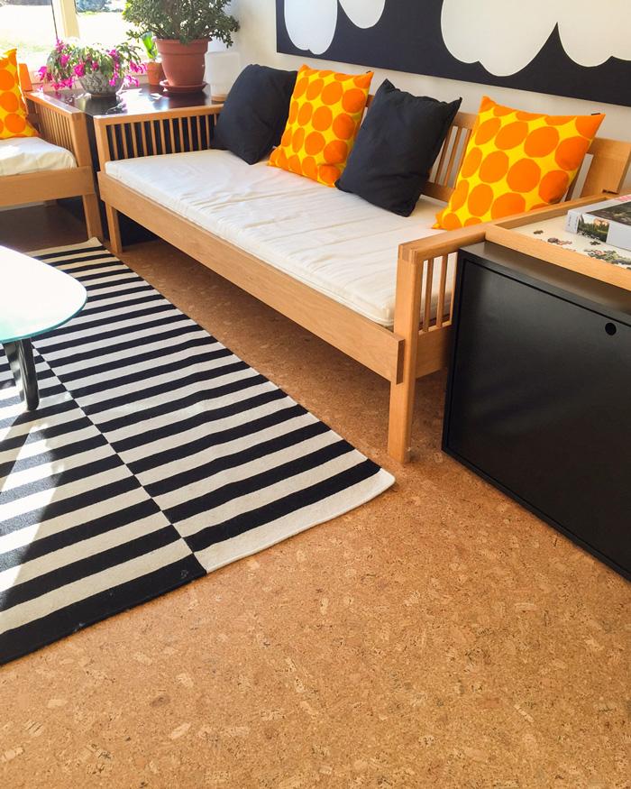 Longleaf Lumber Cork Flooring From We Cork Eco Friendly