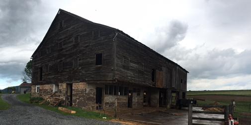 Longleaf Lumber The Everett Smith Barn
