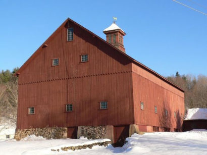 J&J Maggs Antiques Barn in Conway, Massachusetts