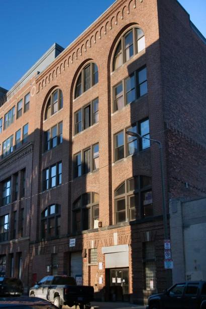 Jordan Marsh Stables on Harrison Avenue in Boston, Massachusetts.