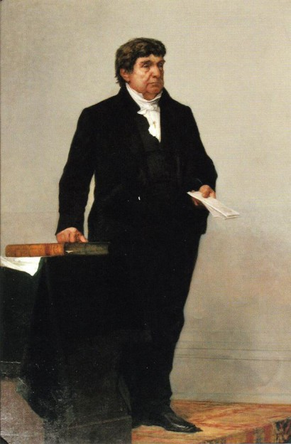 Justice Lemuel Shaw
