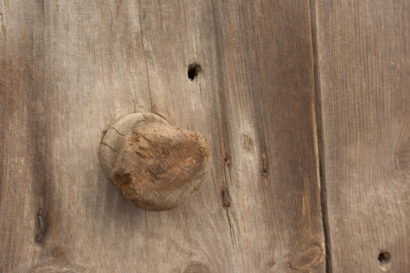 Salvaged Antique Barn Door Knob