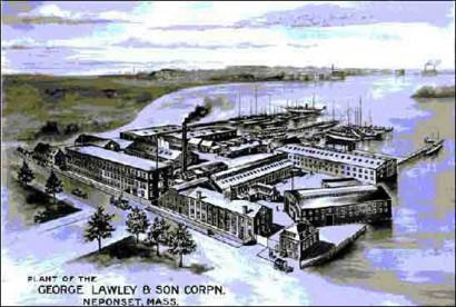 George Lawley & Sons Shipyard