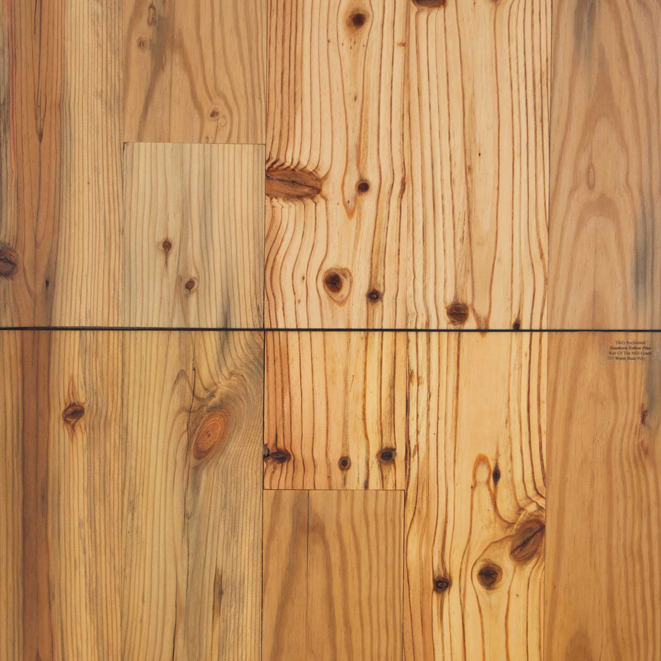 Reclaimed Loblolly Flooring