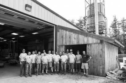 Longleaf Lumber Berwick Employees