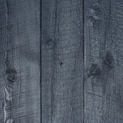 Charred Reclaimed Wood Inspired By Shou Sugi Ban
