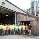 Longleaf Lumber's Mill Team in Berwick, Maine
