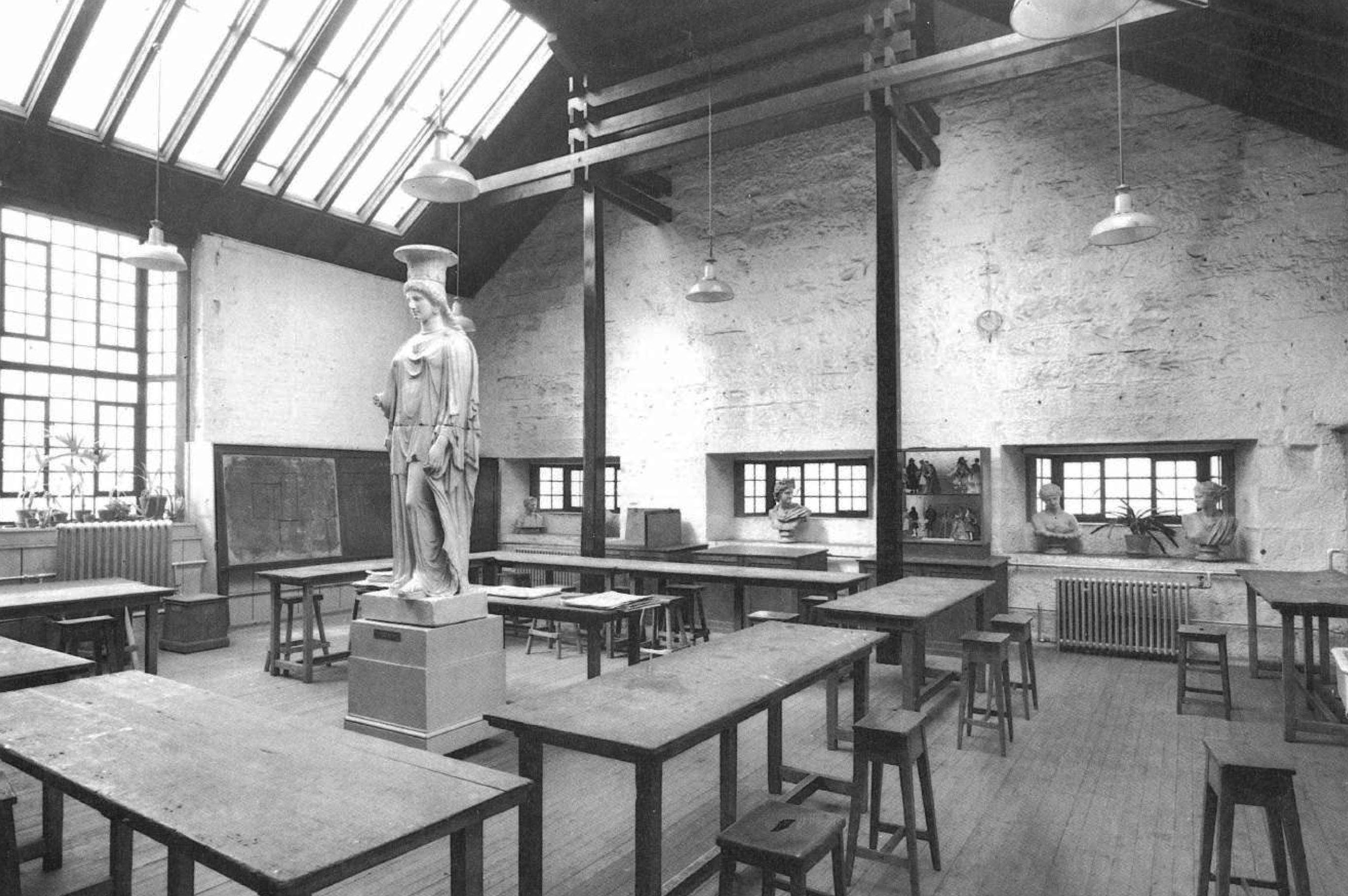 Mackintosh Building Studio 58 Glasgow School of Art