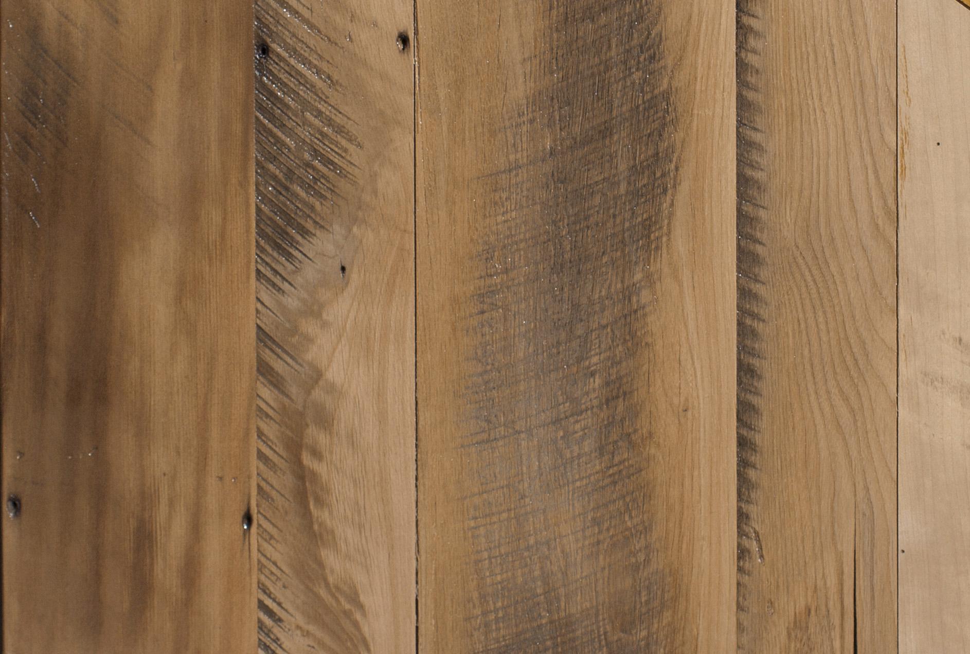 Longleaf Lumber Skip Planed Midwestern Mixed Hardwoods