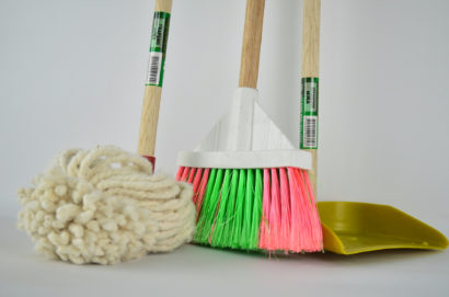 Sweeping And Mopping Help Protect Reclaimed Wood Flooring Finishes