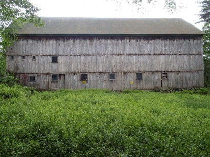 New Braintree Barn