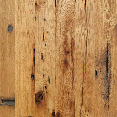 Reclaimed Post & Beam Oak Paneling