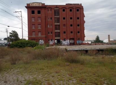 Atlas Terminal Warehouse in Providence, Rhode Island