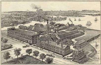 Putnam Nail Company Dorchester Massachusetts