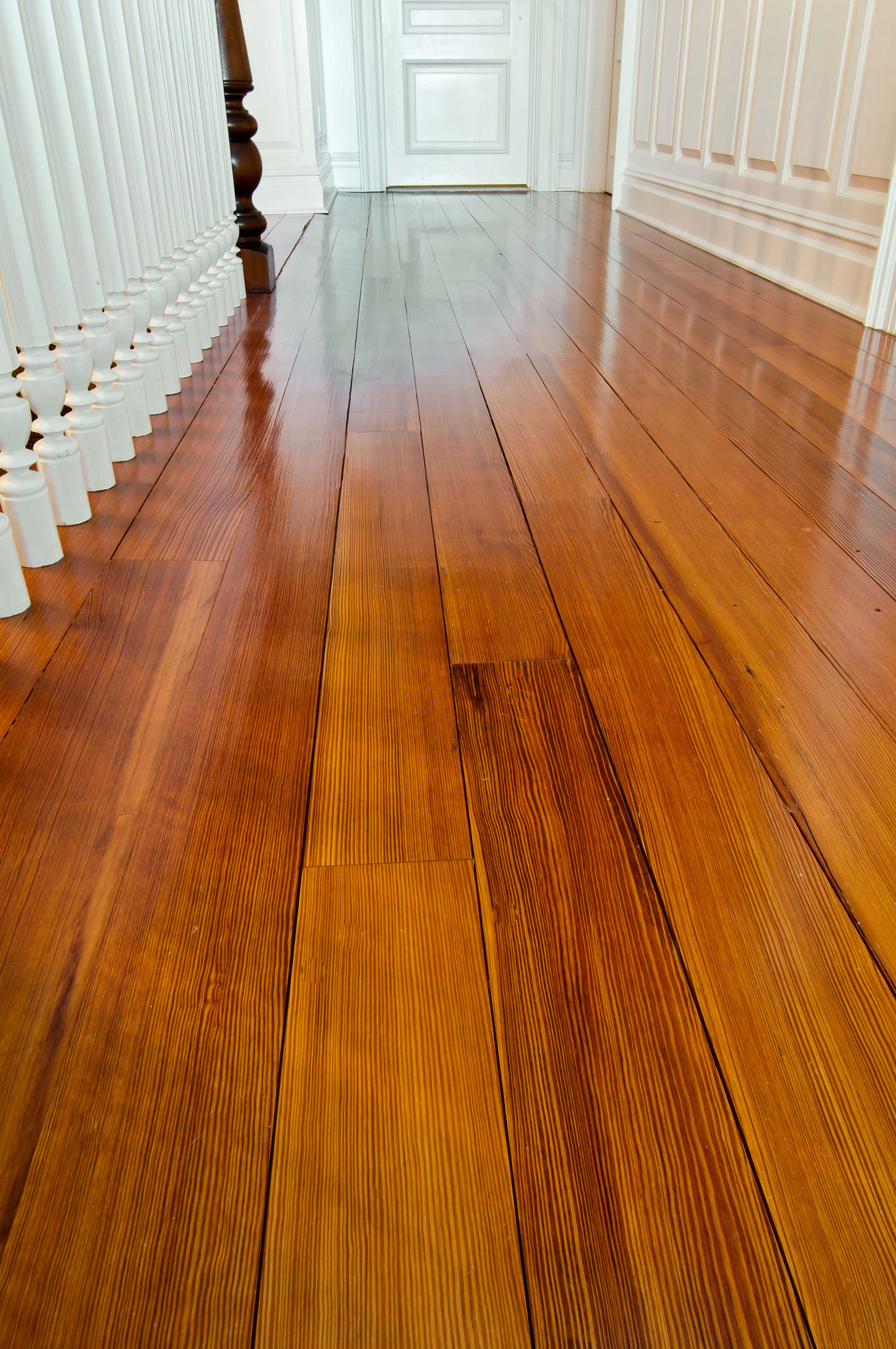 Longleaf Lumber Quartersawn Reclaimed Heart Pine Flooring