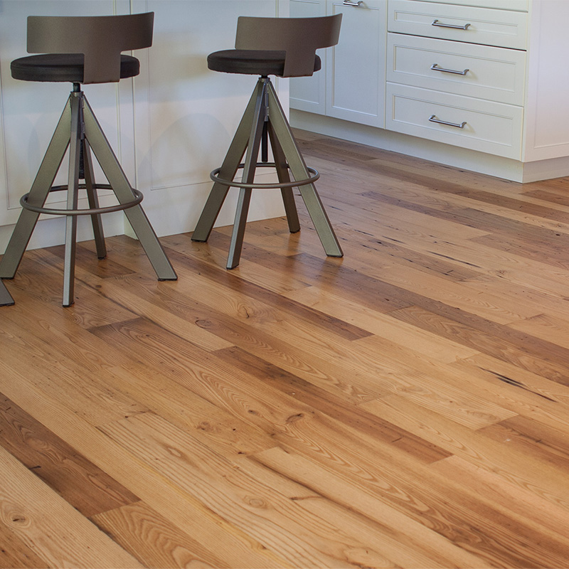 Longleaf lumber reclaimed american chestnut floors for Reclaimed decking boards