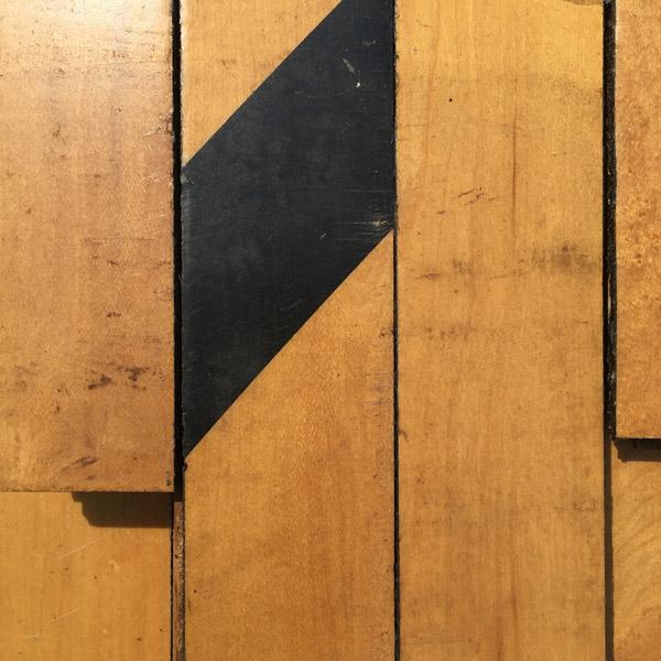 Original Basketball Court Flooring