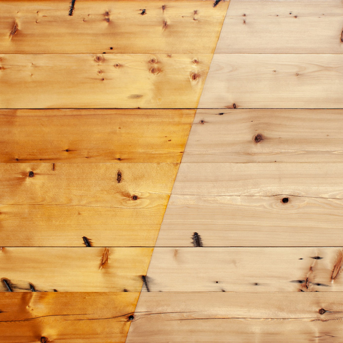 Reclaimed Bright-Milled Mixed Softwoods Paneling