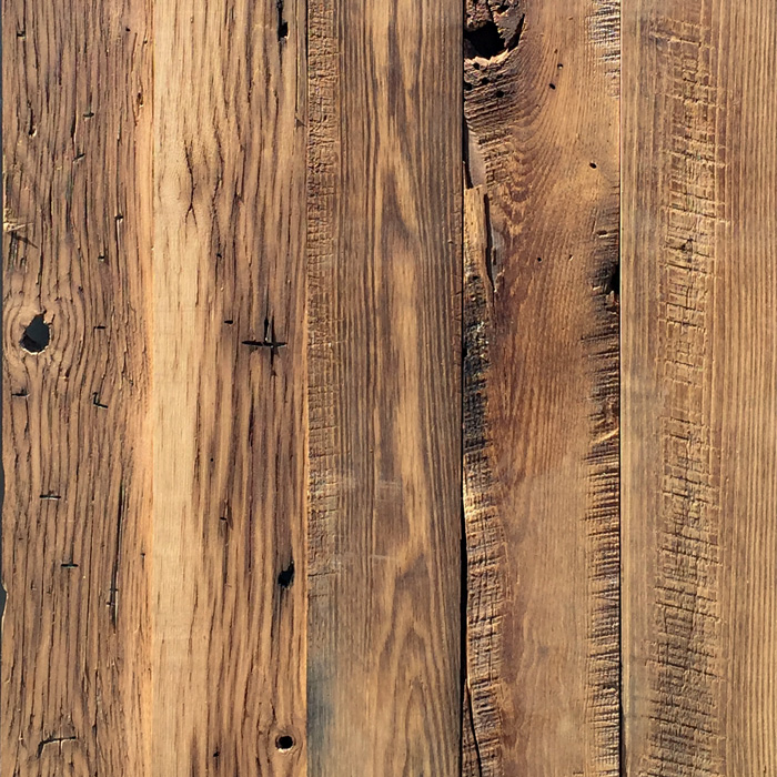 Reclaimed Rustic Chestnut Paneling
