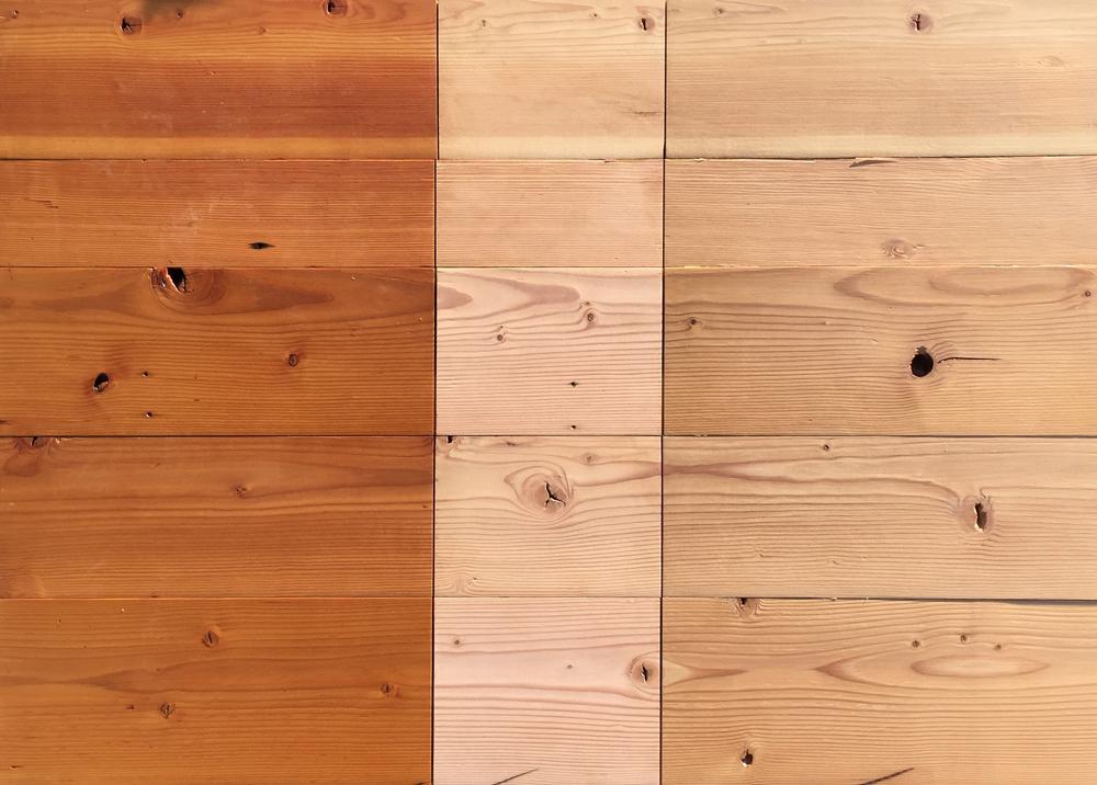 Reclaimed Douglas Fir Flooring and Paneling