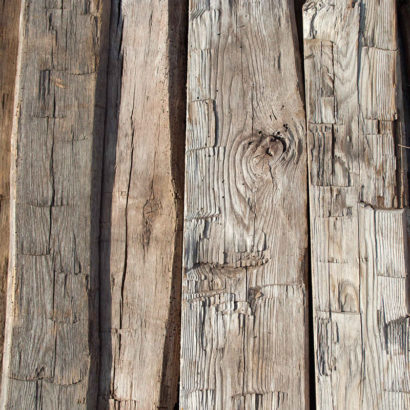 Reclaimed Hand-Hewn Beam Jackets