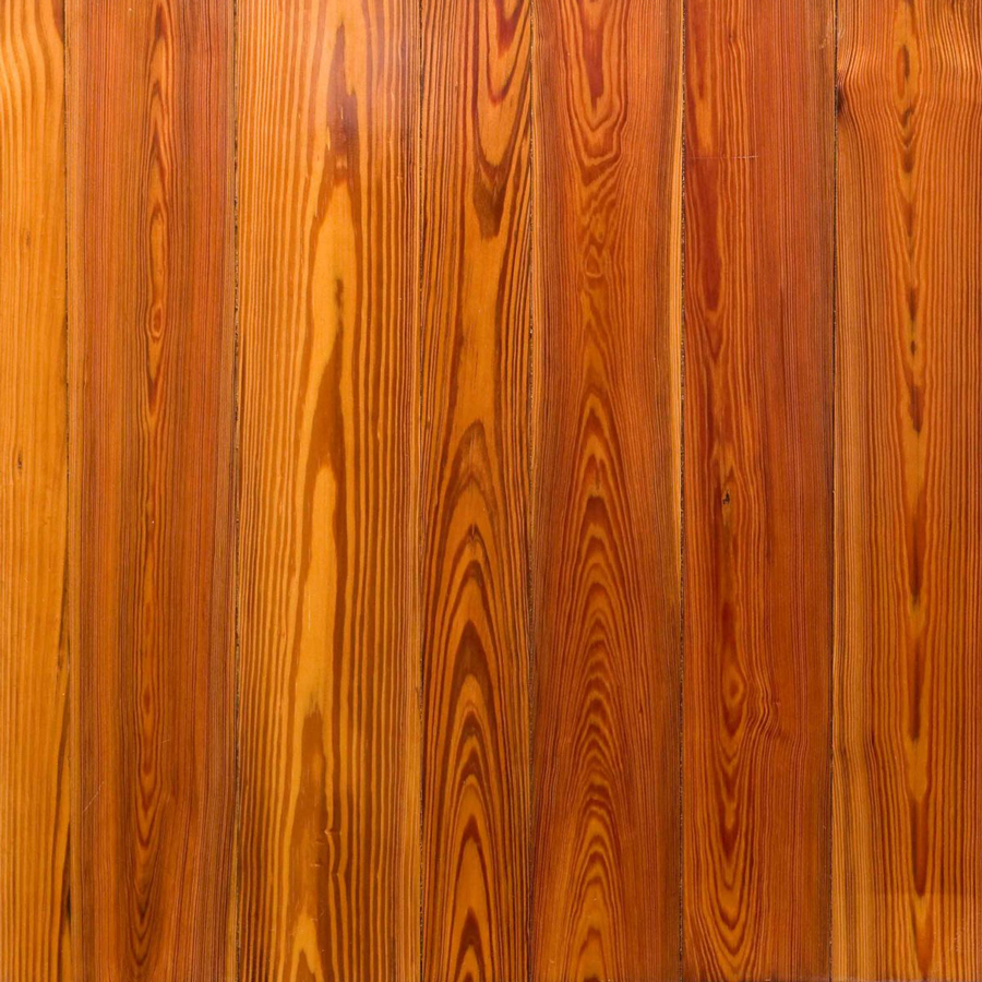 Reclaimed Heart Pine Flooring Clear Flatsawn