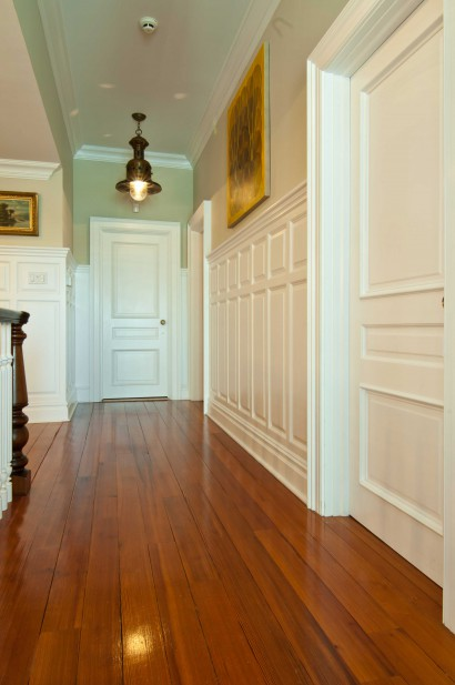 Longleaf Lumber 1 Quartersawn Reclaimed Heart Pine Flooring