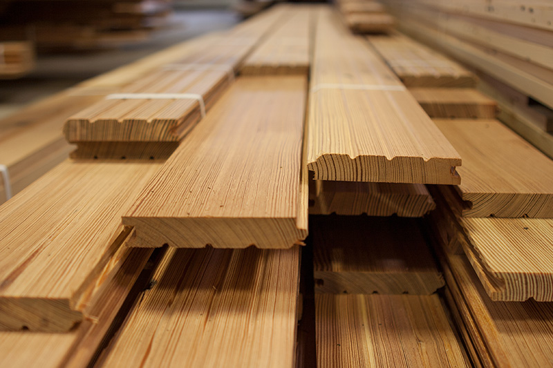 Longleaf Lumber Neilsen Library Heart Pine