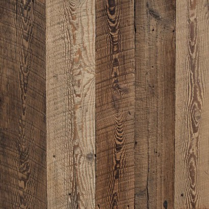 Reclaimed Wire-Brushed Hemlock Barn Siding