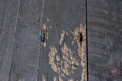 Antique Reclaimed Hemlock Charred Wood